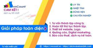 vnCount - thành lập công ty - dich vụ kế toán - thiết kế website - digital marketing