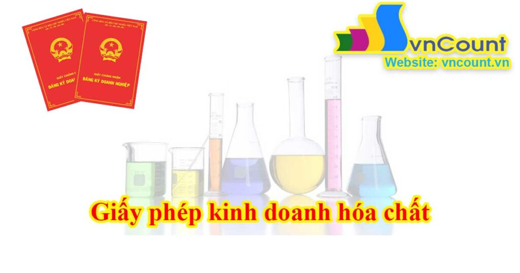 giấy phép kinh doanh hóa chất