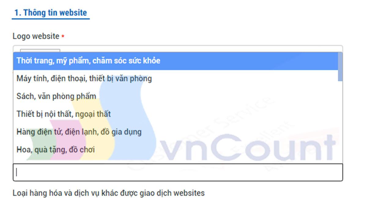 chọn loại hình dịch vụ website đăng tải