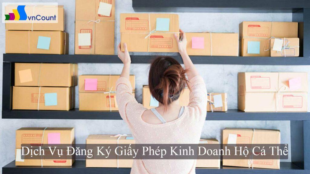 dịch vụ đăng ký giấy phép kinh doanh hộ cá thể