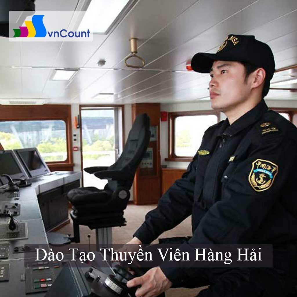 đào tạo thuyền viên hàng hải