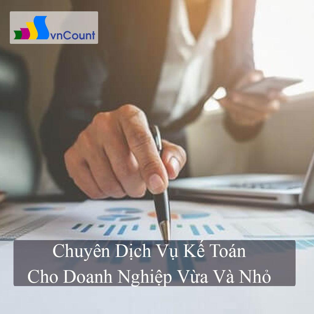 dịch vụ kế toán cho doanh nghiệp vừa và nhỏ trọn gói