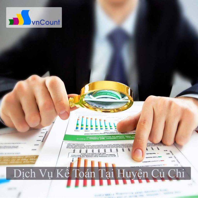 dịch vụ kế toán tại huyện củ chi