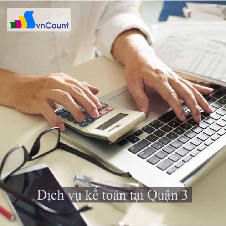 dịch vụ kế toán tại quận 3