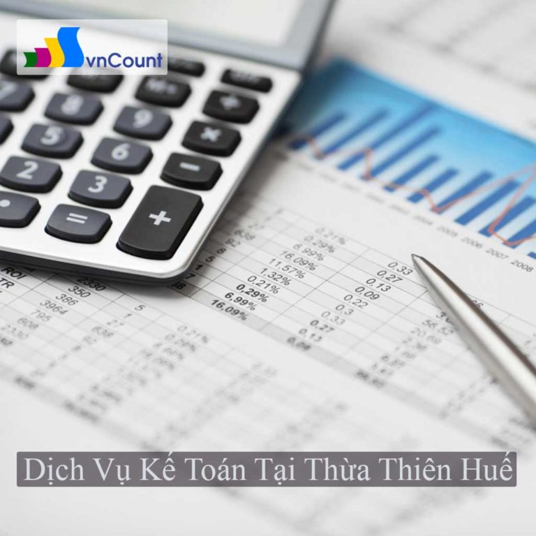 dịch vụ kế toán tại thừa thiên huế