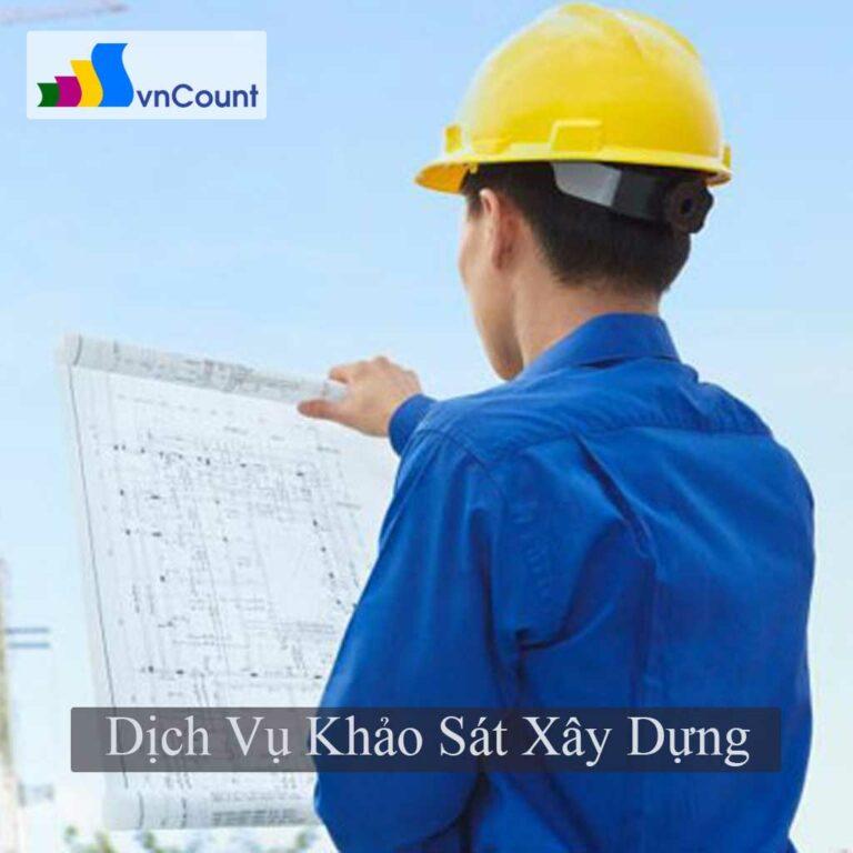 dịch vụ khảo sát xây dựng