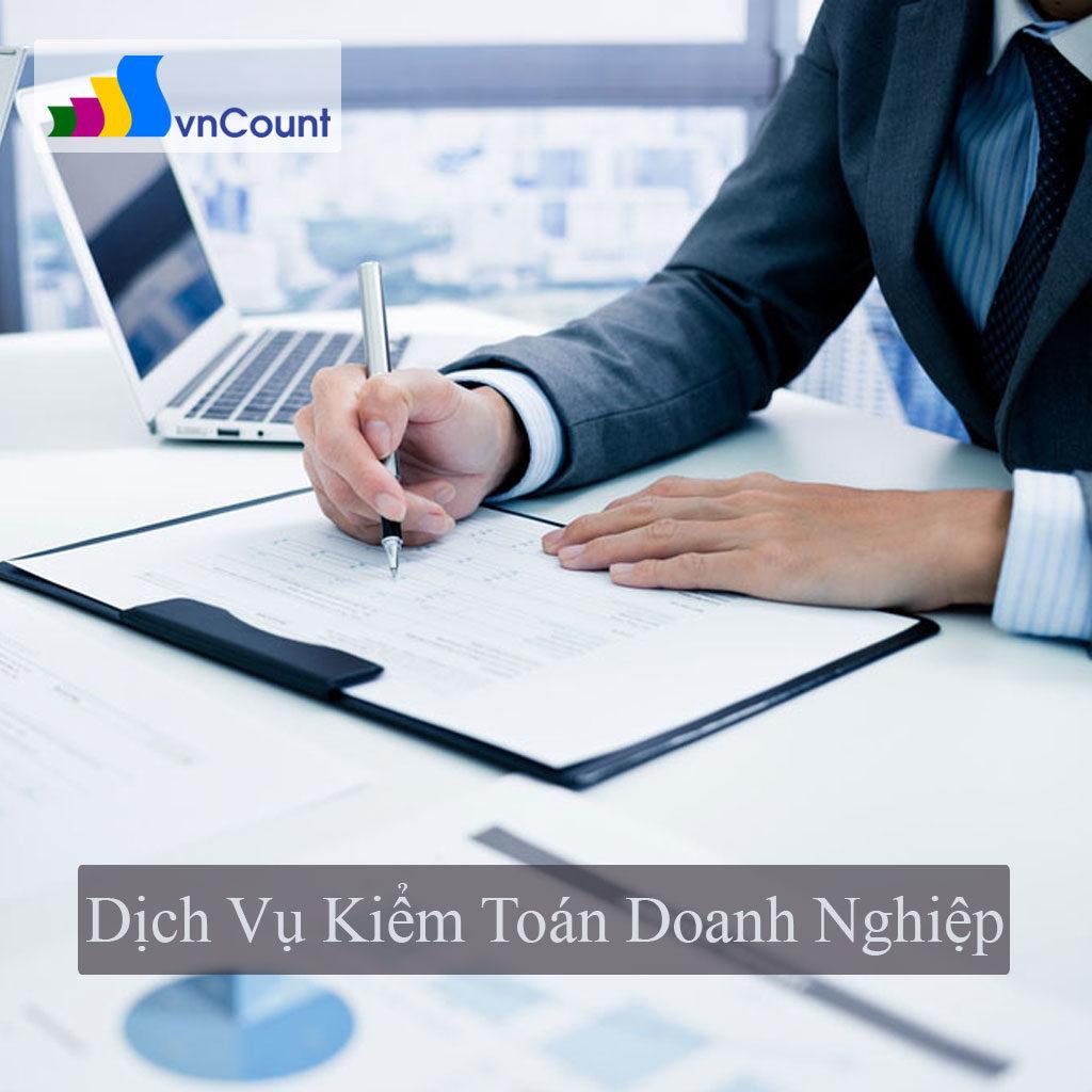 dịch vụ kiểm toán doanh nghiệp