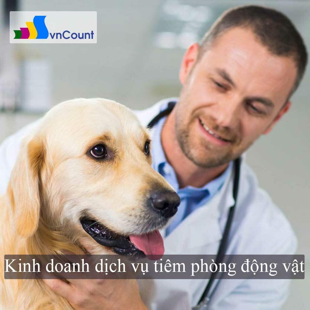 dịch vụ tiêm phòng cho động vật