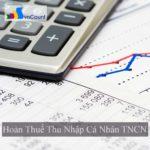 hoàn thuế thu nhập cá nhân tncn