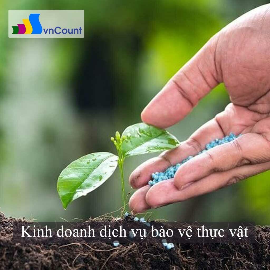 kinh doanh bảo vệ thực vật