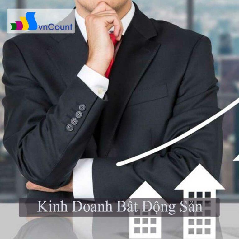 kinh doanh bất động sản