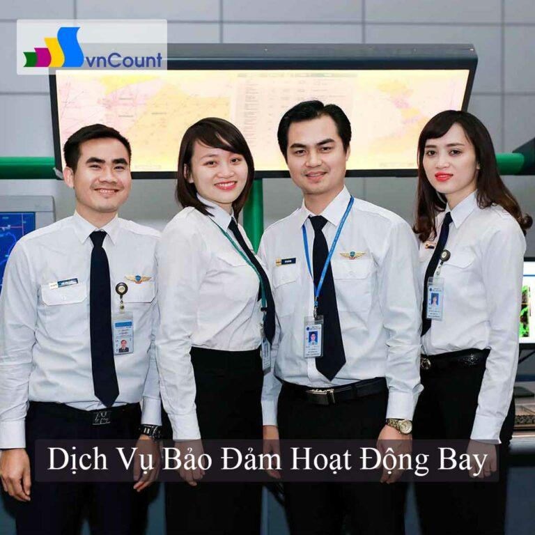 kinh doanh dịch vụ bảo đảm hoạt động bay