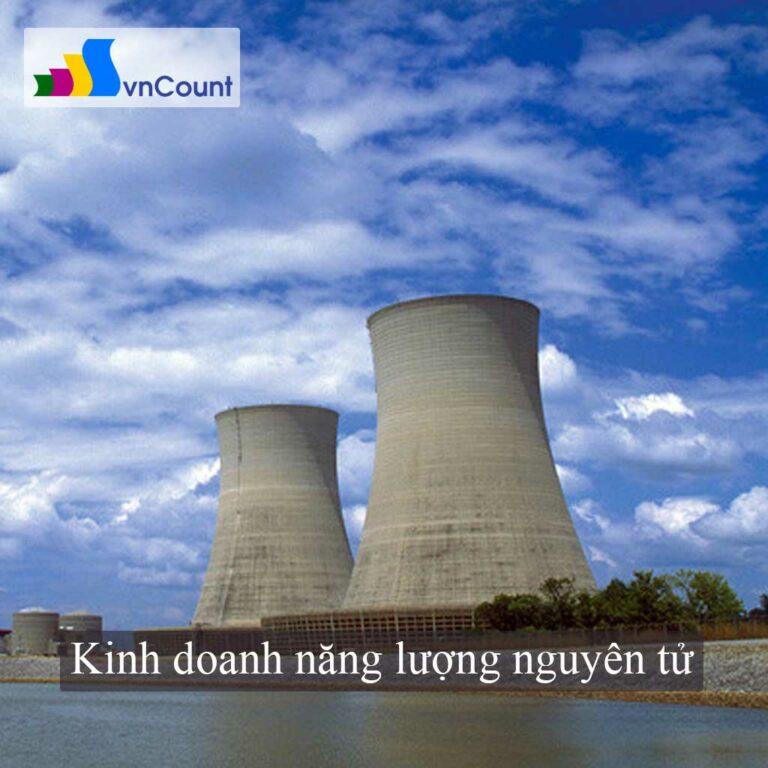 kinh doanh dịch vụ năng lượng nguyên tử