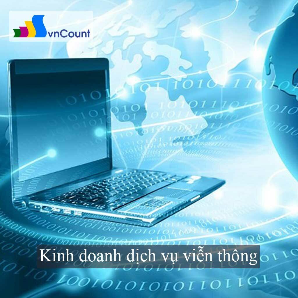 kinh doanh dịch vụ viễn thông