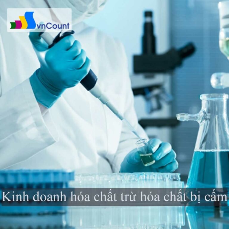 kinh doanh hóa chất