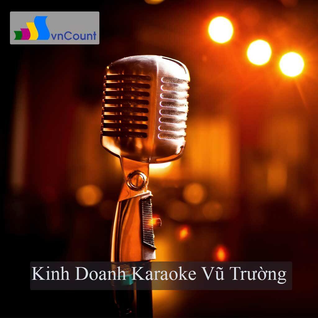 kinh doanh karaoke vũ trường