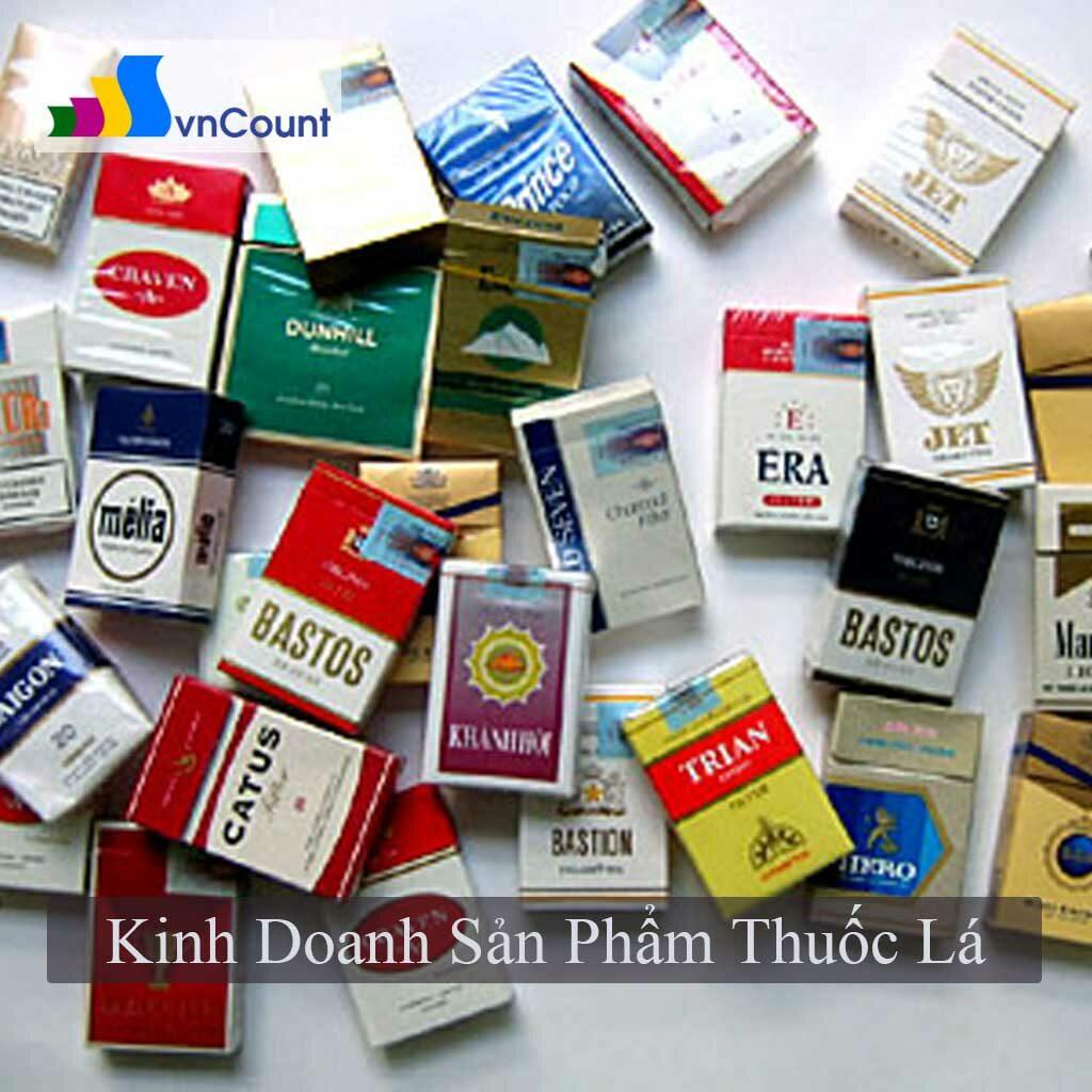 kinh doanh thuốc lá