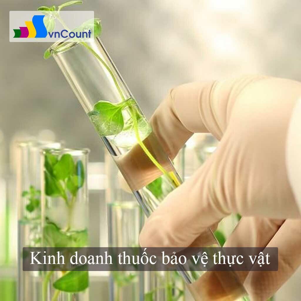 kinh doanh thuốc bảo vệ thực vật