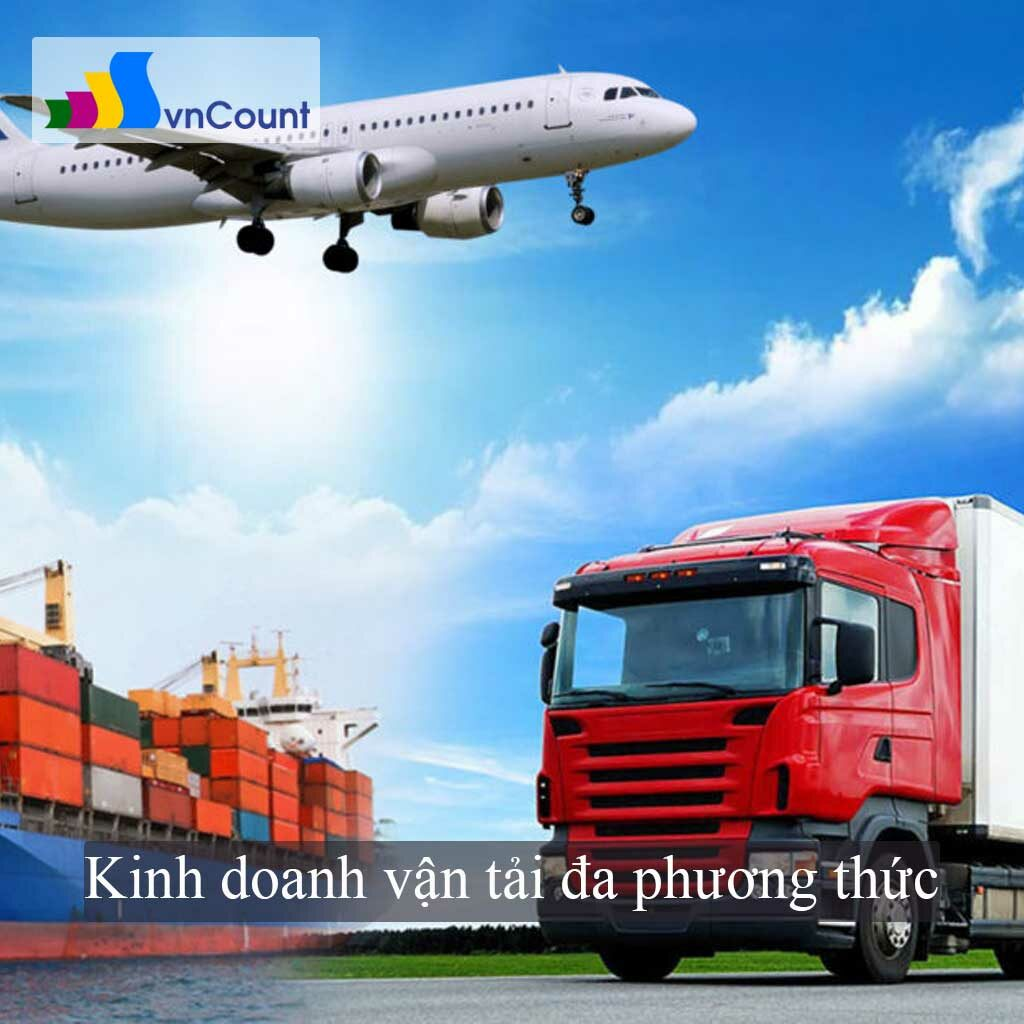 kinh doanh vận tải đa phương thức