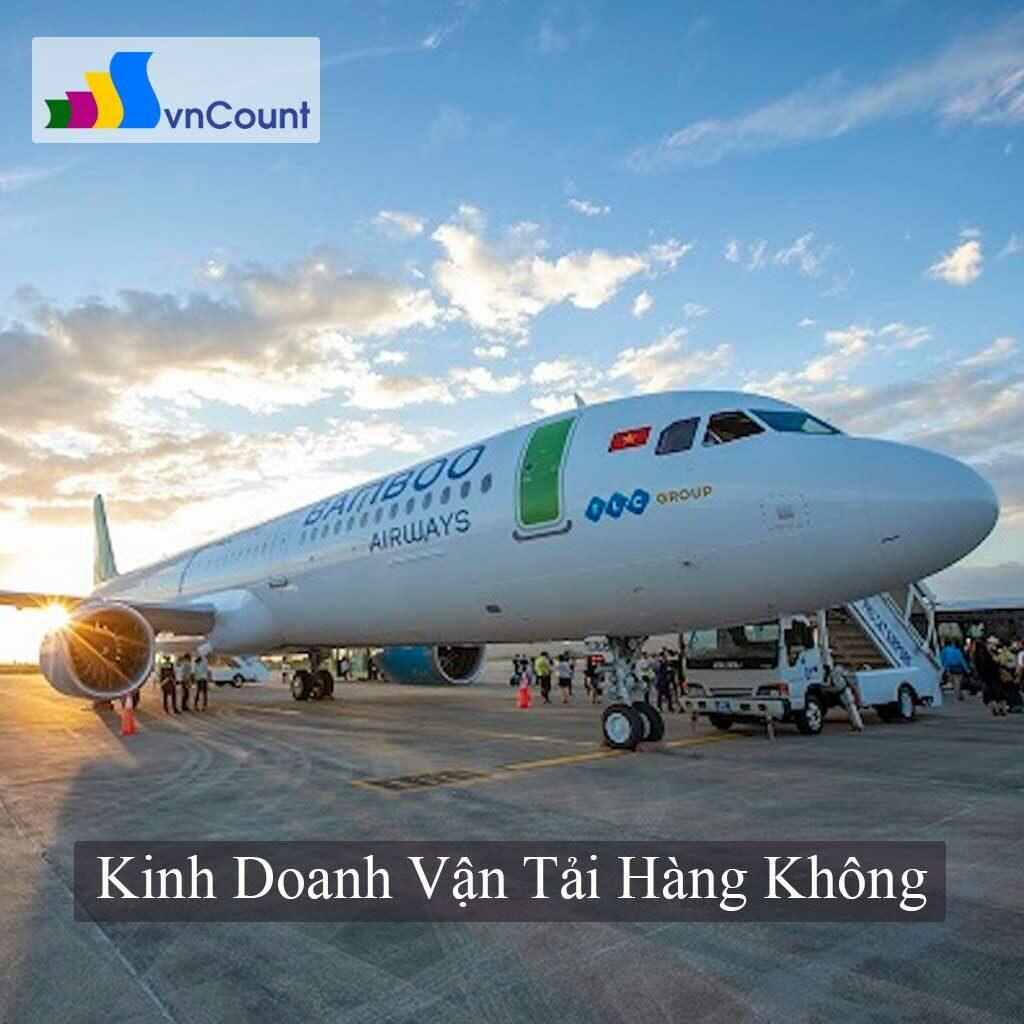 kinh doanh vận tải hàng không