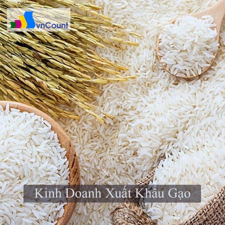 kinh doanh xuất khẩu gạo
