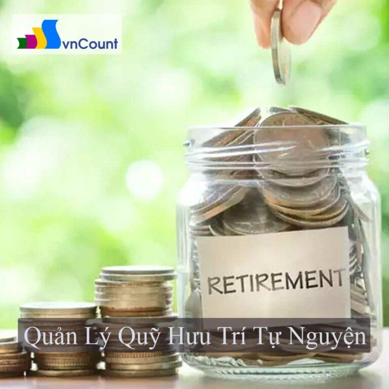 quản lý quỹ hưu trí tự nguyện