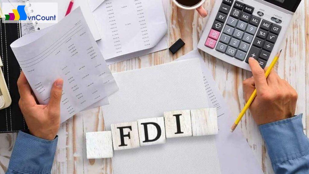 đăng ký thành lập doanh nghiệp với thủ tục về đăng ký đầu tư nước ngoài