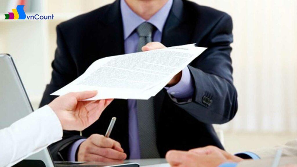 doanh nghiệp bị thu hồi giấy chứng nhận đăng ký doanh nghiệp
