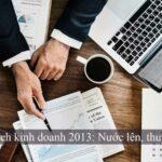 kế hoạch kinh doanh 2013