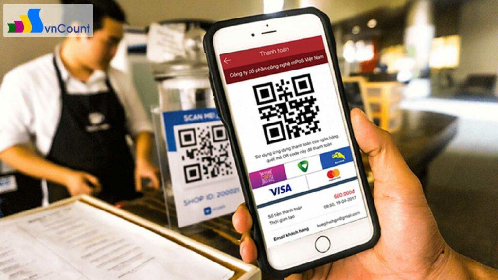 phí giao dịch thanh toán điện tử cho các dịch vụ