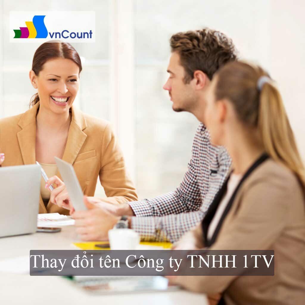 thay đổi tên công ty tnhh 1tv