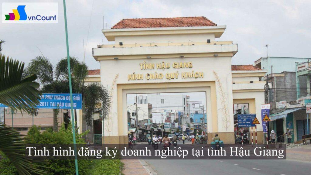 đăng ký doanh nghiệp tại tỉnh Hậu Giang