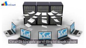 cơ sở dữ liệu quốc gia về đăng ký doanh nghiệp