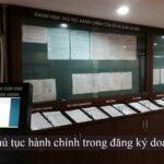 cải cách thủ tục hành chính trong đăng ký doanh nghiệp