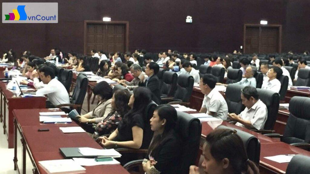 hội thảo tập huấn tại tp đà nẵng