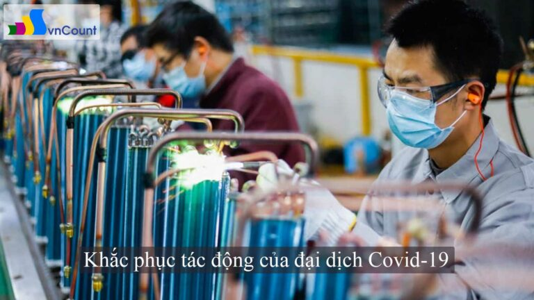 Khắc phục tác động của đại dịch Covid-19 để phục hồi và phát triển kinh tế