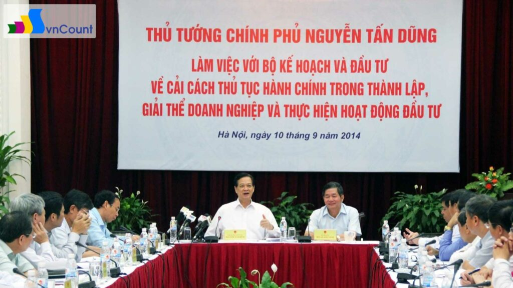 môi trường kinh doanh Việt Nam