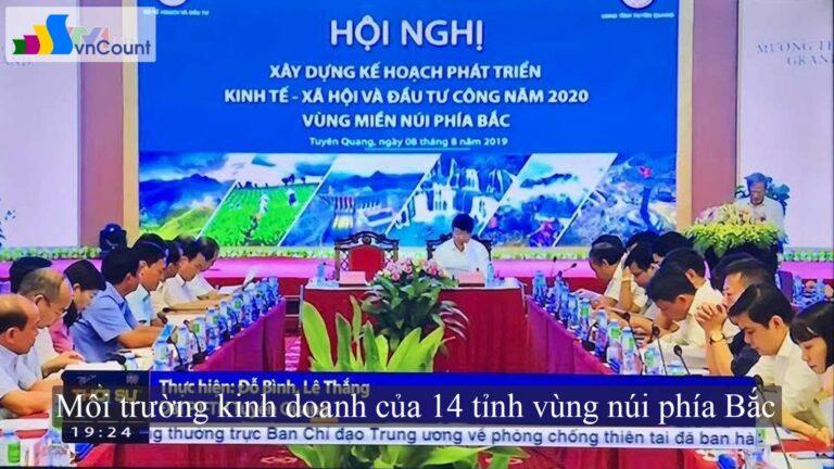 Môi trường kinh doanh của 14 tỉnh vùng núi phía Bắc