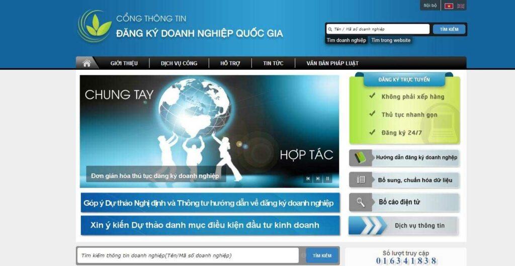 một số nội dung về Cơ sở dữ liệu quốc gia về đăng ký doanh nghiệp