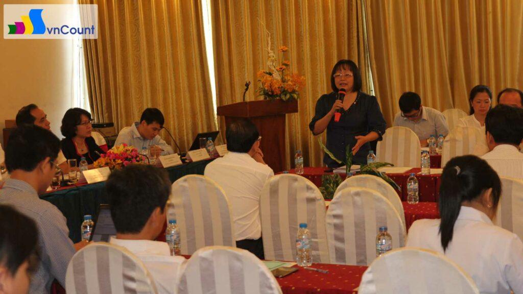 phát biểu tại hội thảo luật doanh nghiệp