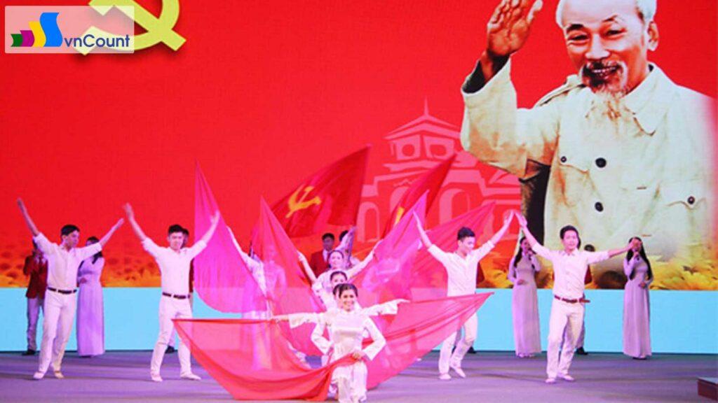 quy định thành lập tổ chức Đảng Cộng sản Việt Nam