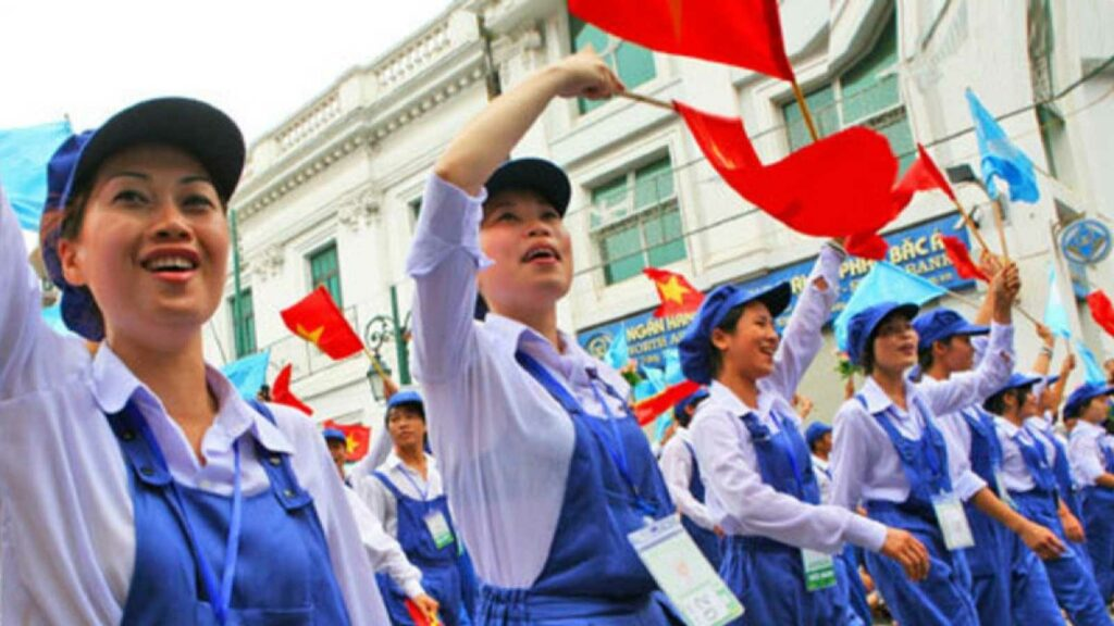 thành lập tổ chức chính trị tổ chức công đoàn