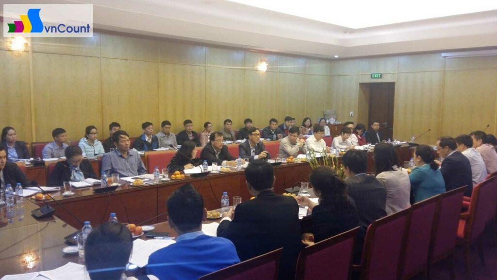 thứ trưởng Đặng Huy Đông chỉ đạo tại Hội nghị