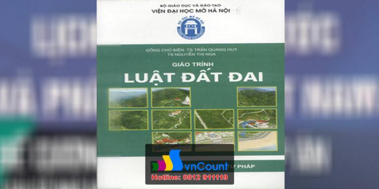 Luật Đất Đai Việt Nam EL22 EHOU