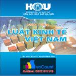 Luật kinh tế Việt Nam 1 - EL19