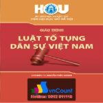 Luật Tố tụng dân sự Việt Nam EL14 EHOU