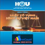 Luật Tố tụng hình sự Việt Nam EL11 EHOU