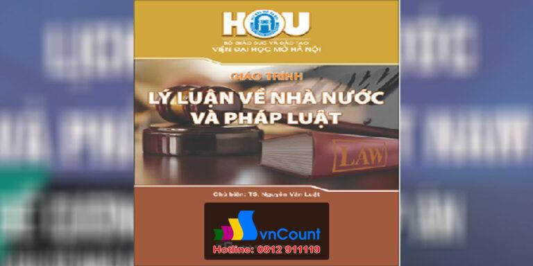 Lý luận nhà nước và pháp luật EL06 EHOU