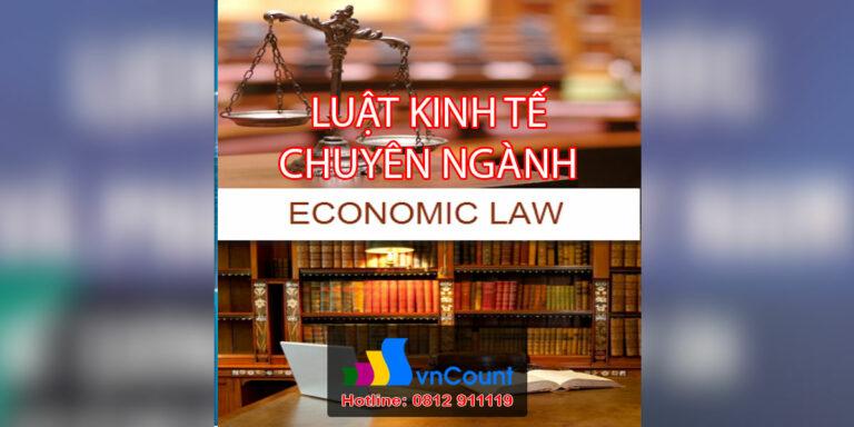 Luật Kinh tế chuyên ngành-EL35-EHOU