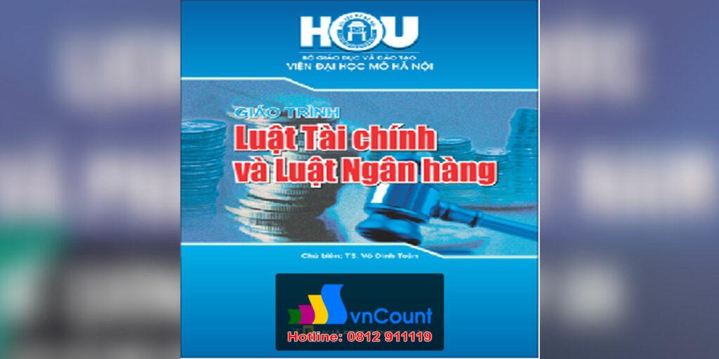 Luật ngân hàng EL25 EHOU